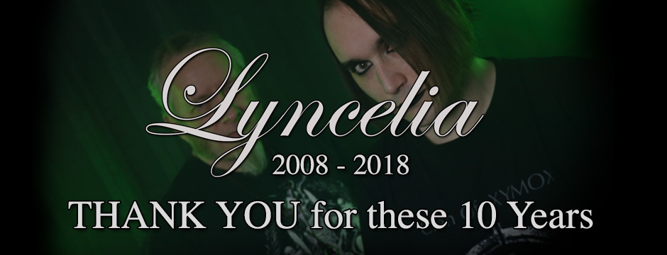 Lyncelia 10 Years Anniversary