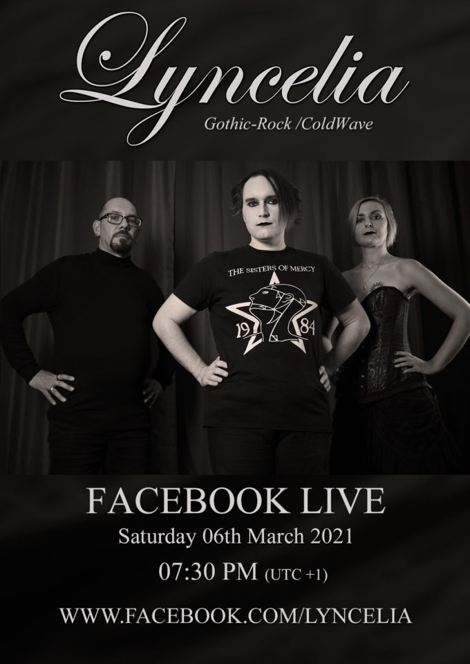 Flyer Facebook Live March 2021