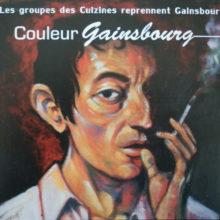 Lyncelia Sorry Angel compilation Couleur Gainsbourg (2011)