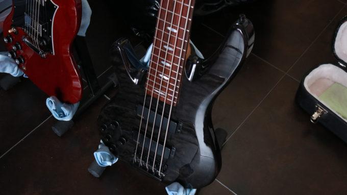 Lyncelia Bass Yamaha TRB1005