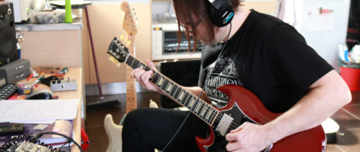 Lyncelia Gibson SG Recording Session 2018