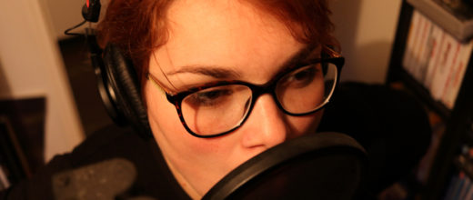 Lyncelia Studio recording female Voices