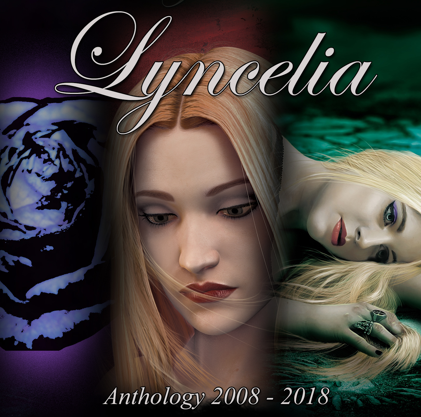 Lyncelia Anthology 2008-2018 Cover