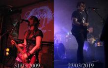 Lyncelia 10 Years concerts