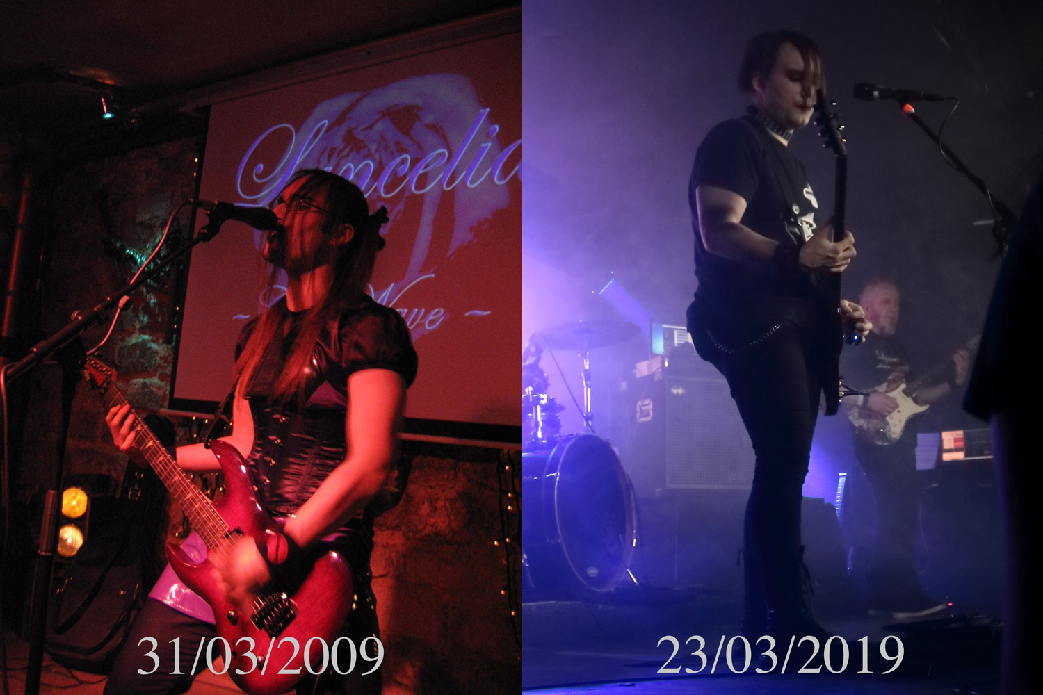 Lyncelia 10 Years concerts